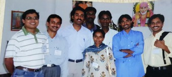 Alumni from Ponnampet 2006