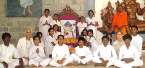 Bhajans, Pujas, Abeshekas, Astrotras are all part our devotional activities