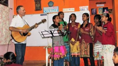 Daily Bhajan Singing