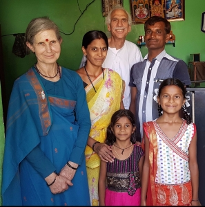 Geetha family - 1