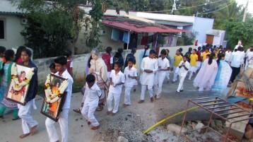 Sadguru Sai Shankar Maniestation day