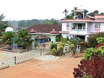 Ashram of Sri Sadguru Sai Shankar