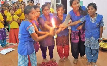 Arathi by 10th girls