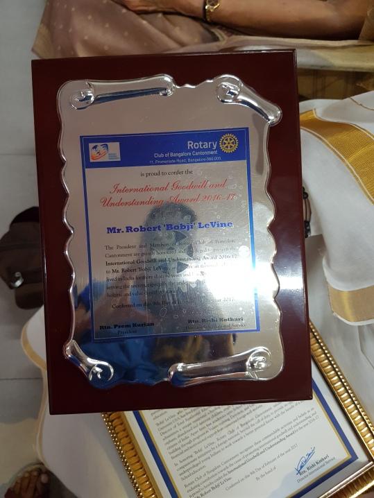 Rotary Citation #1