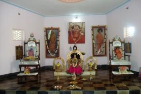 Inside our Bhajan hall