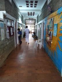 Boys hallway